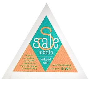 foodNess® Sale Fine Iodato confezionato in bustine monodose, 1 g (confezione 1.000 pezzi)