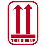 Forsendelsesetiketter - This side up