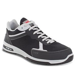 FTG safety shoes Calzatura bassa Kayak S3 SRC, High-Tex, Nero, Taglia 42