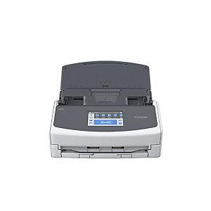 Fujitsu ScanSnap iX1600, 216 x 360 mm, 600 x 600 DPI, 40 ppm, Numériseur chargeur automatique de documents (adf) + chargeur manuel, Noir, Blanc, TFT PA03770-B401