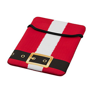 Funda tablet navideña
