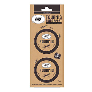 FURY Appâts fourmis Fury, lot de 2 boîtes