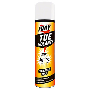 FURY Insecticide Fury insectes volants aérosol 400 ml