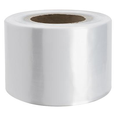 Gaine plastique thermosoudable transparente 50 microns petite longueur##PE-Schlauchfolie 50 µ, kurze Lauflänge