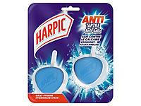 Galet hygiène WC anti-tartre eau bleue HARPIC
