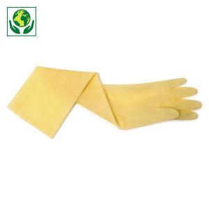 Gants de nettoyage longs AdvanTech 522 spécial plonge MAPA