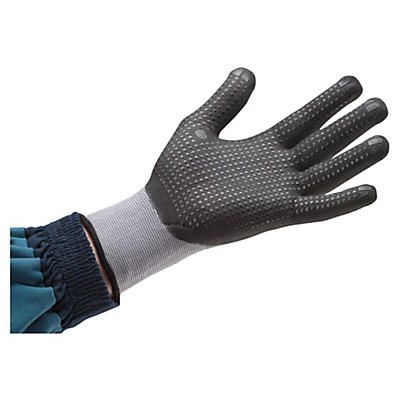 Gants à picots VE727 Delta Plus##Noppenhandschoenen VE727 Delta Plus