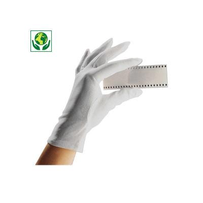 Gants de propreté coton DELTA PLUS