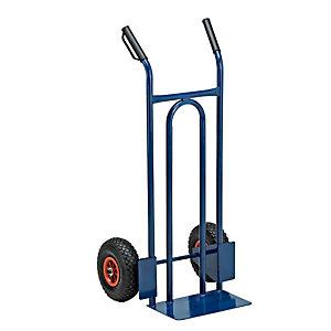 Garden Friend Carrello trasporto universale - con ruota pneumatica - portata max 200 kg - Garden Friend