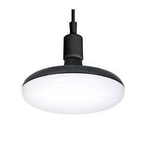 Garza Pendant Lámpara de techo LED 12 W negra