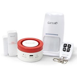Garza SmartHome Kit de alarma WIFI inteligente