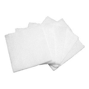 Gasas estériles en sobres de papel medical-plástico
