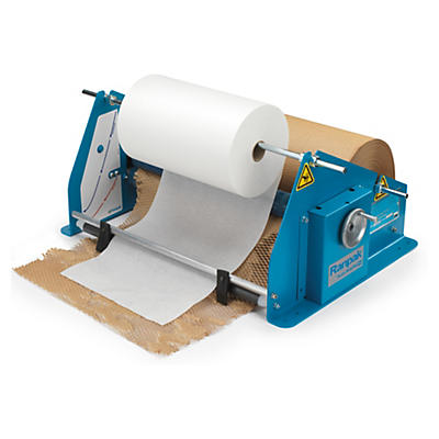 Système de calage papier Geami WrapPak® Manuel##Geami WrapPak® Manueel papierkussensysteem
