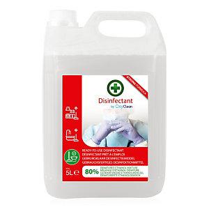 Gebruiksklare Oxyclean ontsmettingsmiddel voor alle oppervlakken, 5 L bus