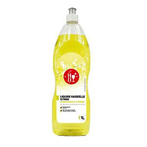 Geconcentreerd handafwasmiddel Push Pull citroen, fles van 1 L