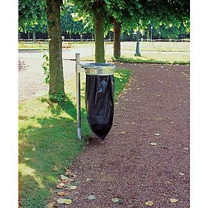 Gegalvaniseerde vuilniszakhouder
