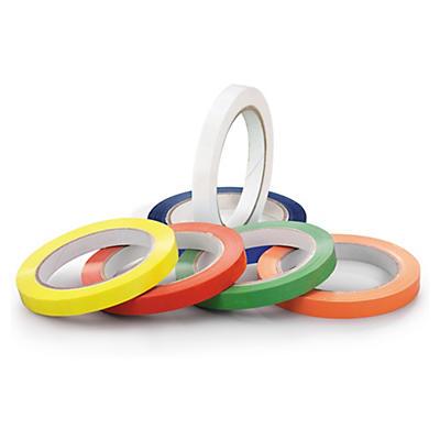 Ruban adhésif couleur PVC petite largeur Raja##Gekleurde PVC-tape Extra smal Raja
