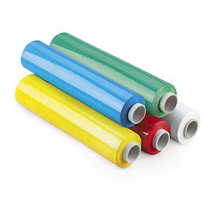 Gekleurde rekfolie voor handmatig wikkelen