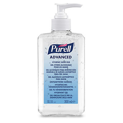 Gel hidroalcoólico de mãos Purell