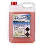 Gel higienizante de manos Saniwash 5L