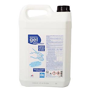 Gel hydroalcoolique, bidon de 5 L