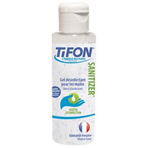 Gel hydroalcoolique désinfectant - Prévention covid – Flacon 100 ml