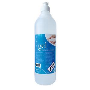 Gel hydroalcoolique désinfectant - Prévention covid – Flacon 1 L