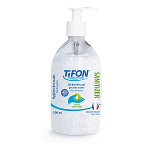 Gel hydroalcoolique Tifon