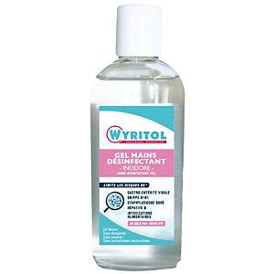 Gel hydroalcoolique Wyritol, flacon de 100 ml