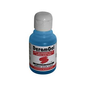 Gel igienizzante mani Deramgel con antibatterico, Alcool 65%, Flacone 100 ml