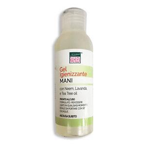 Gel igienizzante mani Salutare RAIHUEN, Flacone da 100 ml