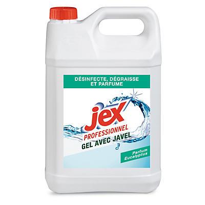 Gel javellisé nettoyant Jex Pro