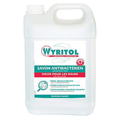 Gel lavant désinfectant pour les mains WYRITOL