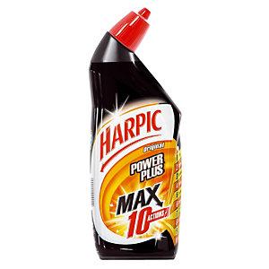 Gel WC détartrant Harpic gel Power Plus surpuissant 750 ml