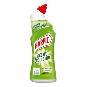 Gel WC écologique Harpic eucalyptus 750 ml