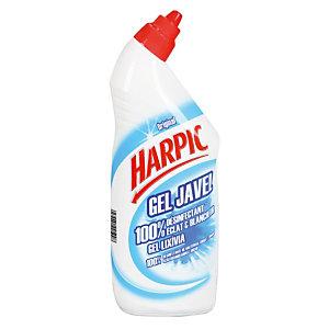 Gel WC Harpic gel javel Eclat & Blancheur 750 ml