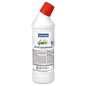 Gel WC avec javel Bernard eucalyptus 1 L