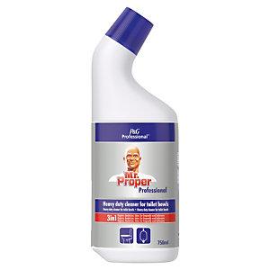 Gel WC Mr Proper 4 en 1, 750 ml
