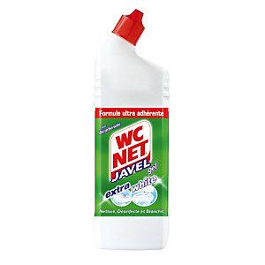 Gel WC Net avec Javel Extra White au bicarbonate 750 ml