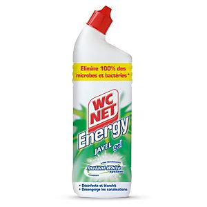 Gel WC surpuissant Energy WC NET