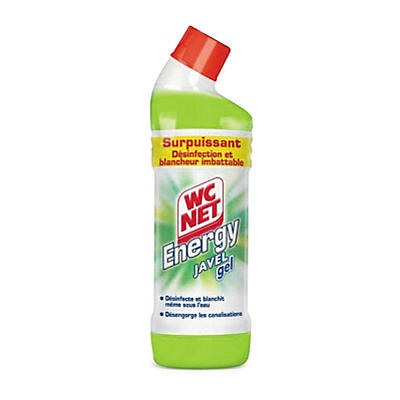 Gel WC surpuissant Energy WC NET