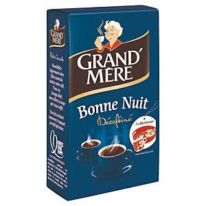 Gemalen koffie 250 g Grand'Mère Bonne nuit cafeïnevrije