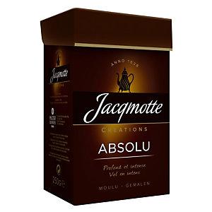Gemalen koffie Jacqmotte Moka Absolu 4 x 250 g