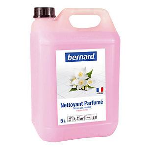Geparfumeerde HACCP-reiniger Bernard bloemen 5 L