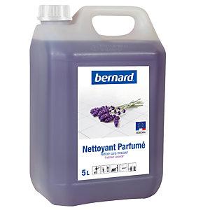 Geparfumeerde reiniger HACCP Bernard lavendel 5 L