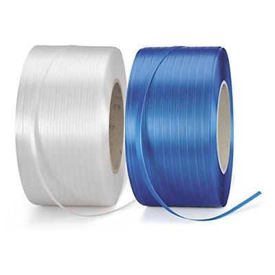 Geplastificeerde textielband voor omsnoering