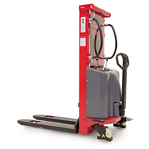 Gerbeur semi électrique force 1000 ou 1500 kg