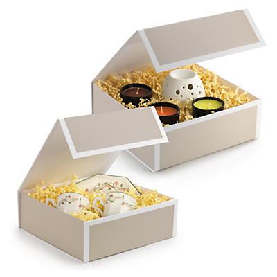 Coffret cadeau Prestige avec fermeture aimantée##Geschenkboxen Prestige mit Magnetverschluss