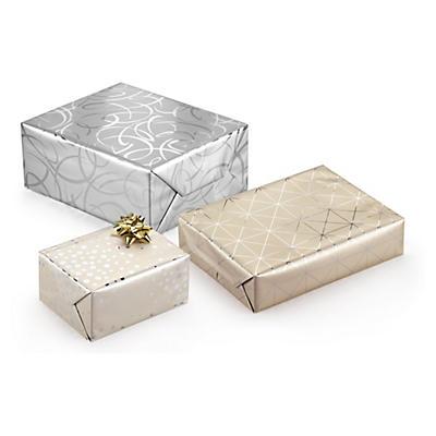 Papier cadeau Luxe##Geschenkpapiere Deluxe