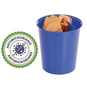 Gettacarte antimicrobico, Bluette opaco